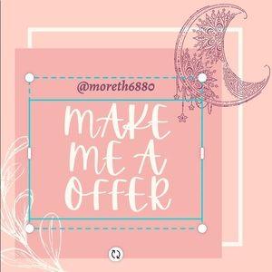 Make me a offer